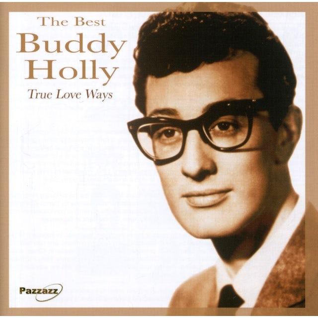Buddy Holly TRUE LOVE WAYS CD