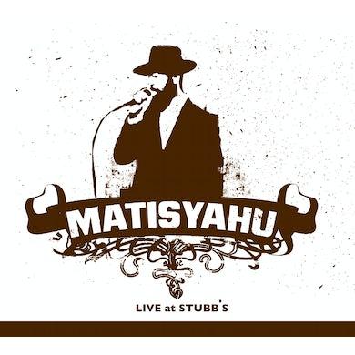 Matisyahu LIVE AT STUBBS CD
