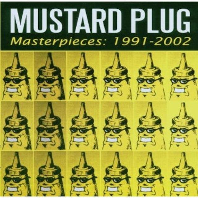Mustard Plug MASTERPIECES: 1991-2002 CD