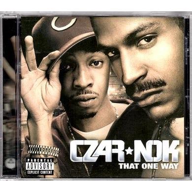 Czarnok THAT ONE WAY Vinyl Record