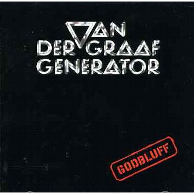 Van Der Graaf Generator GODBLUFF CD