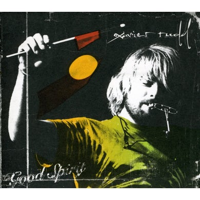 Xavier Rudd GOOD SPIRIT CD
