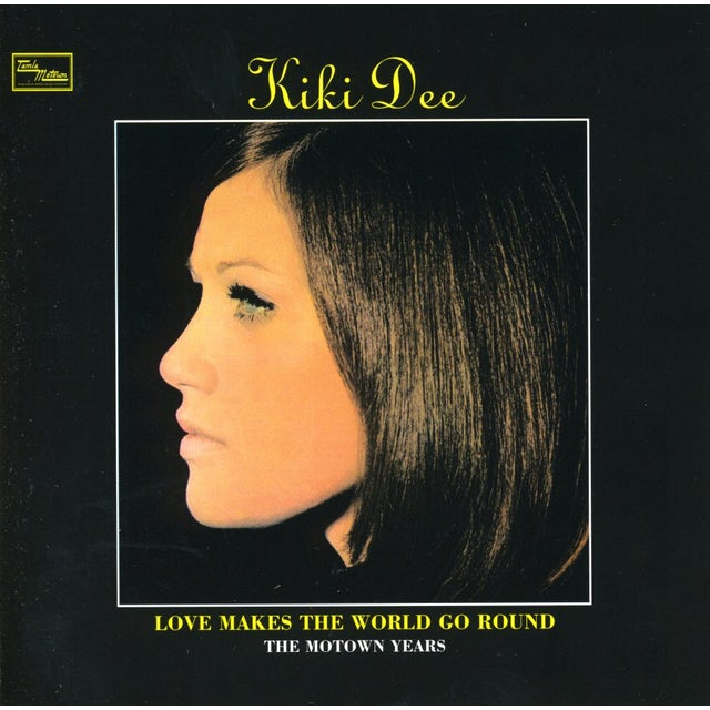 Kiki Dee LOVE MAKES THE WORLD GO ROUND: MOTOWN COLLECTION CD