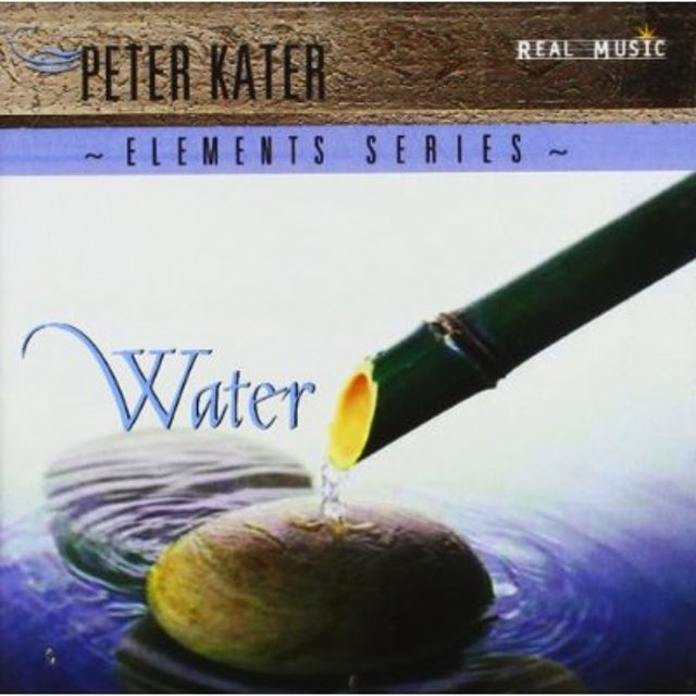 Peter Kater ELEMENTS SERIES: WATER CD