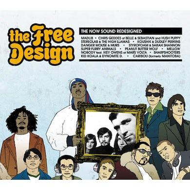 Free Design NOW SOUND REDESIGNED CD
