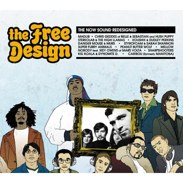 Free Design NOW SOUND REDESIGNED CD
