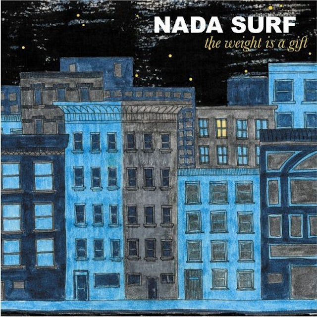 Nada Surf WEIGHT IS A GIFT CD