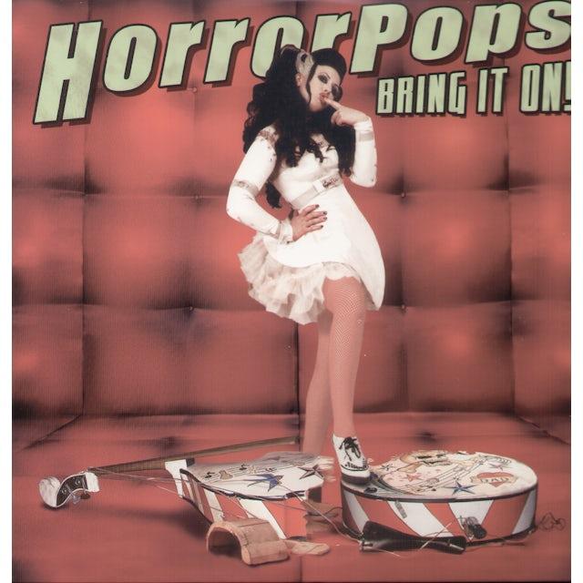 Horrorpops BRING IT ON Vinyl Record
