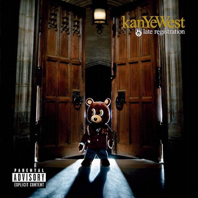 Kanye West LATE REGISTRATION Vinyl Record