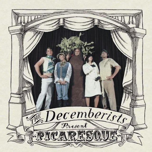 The Decemberists PICARESQUE Vinyl Record