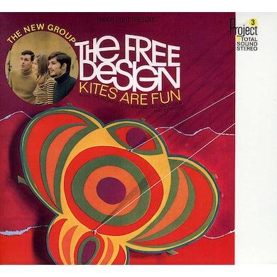 Free Design KITES ARE FUN CD