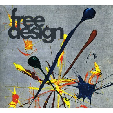 Free Design STARS TIMES BUBBLES LOVE CD