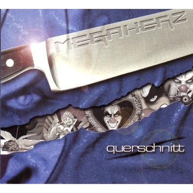 Megaherz QUERSCHNITT CD