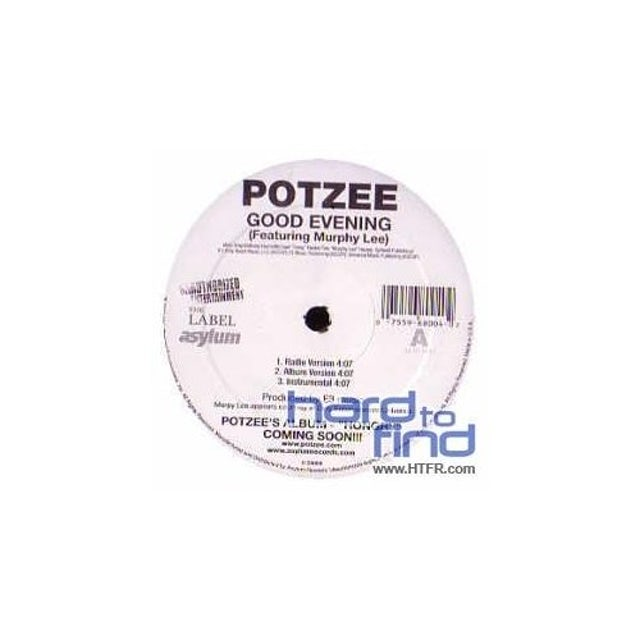 Potzee GOOD EVENING Vinyl Record