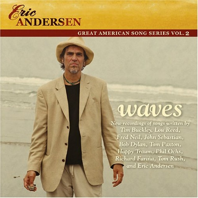 Eric Andersen WAVES CD