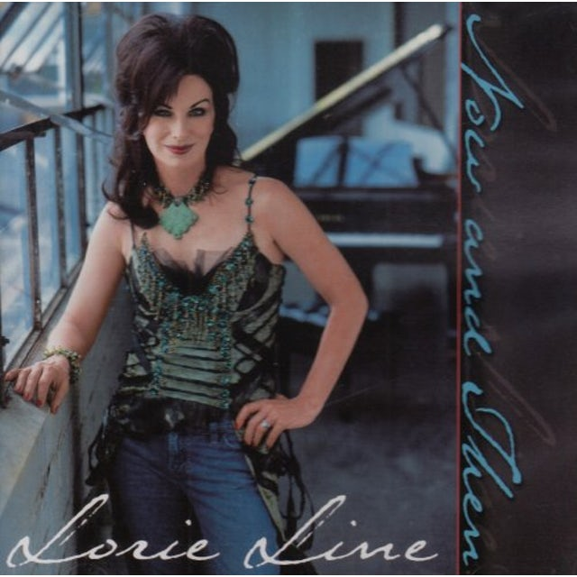 Lorie Line NOW & THEN CD