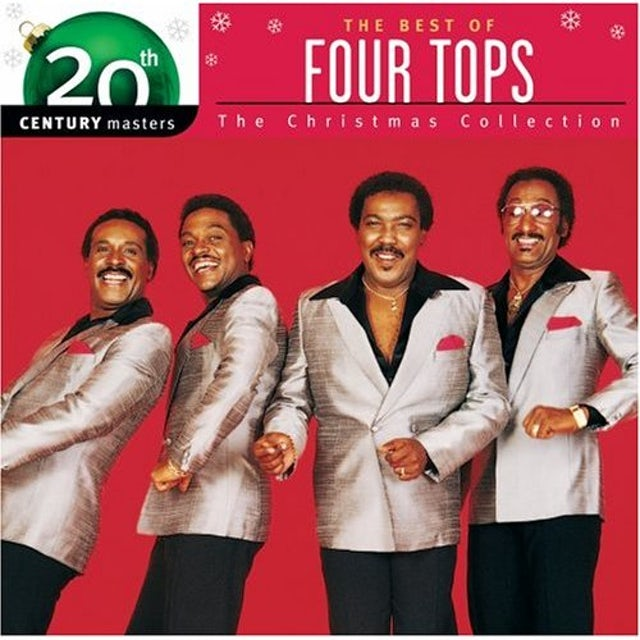 Four Tops CHRISTMAS COLLECTION: 20TH CENTURY MASTERS CD