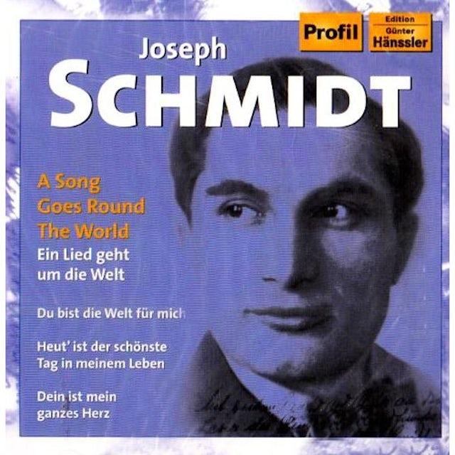BEST OF JOSEPH SCHMIDT: SONG GOES ROUND THE WORLD CD