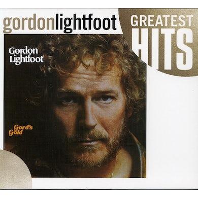 Gordon Lightfoot GORD'S GOLD: GREATEST HITS CD