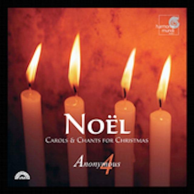 Anonymous 4 NOEL: CAROLS & CHANTS FOR CHRISTMAS CD