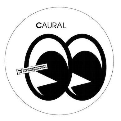 Caural SUICIDE: KRYLON PSYCHOLOGY Vinyl Record