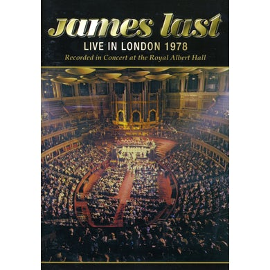 LIVE IN LONDON DVD