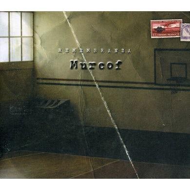 Murcof REMEMBRANZA CD