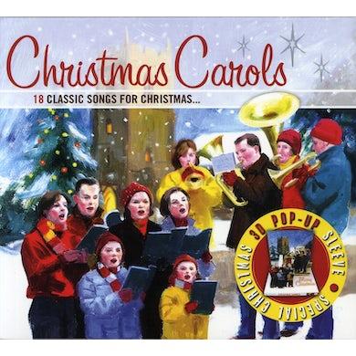 St Peter's Choir CHRISTMAS CAROLS: POP UP EDITION CD