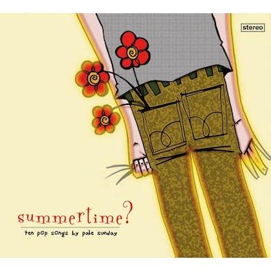 Pale Sunday SUMMERTIME CD