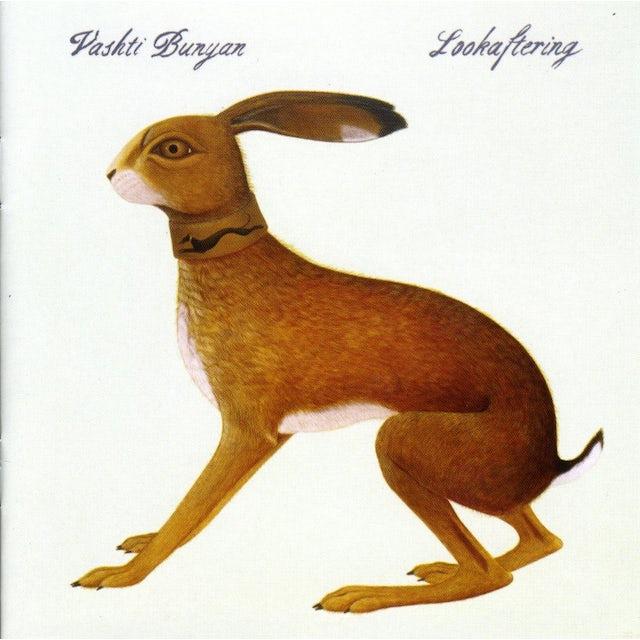 Vashti Bunyan LOOKAFTERING CD