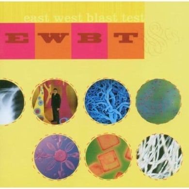 East West Blast Test POPULAR MUSIC FOR UNPOPULAR PEOPLE CD