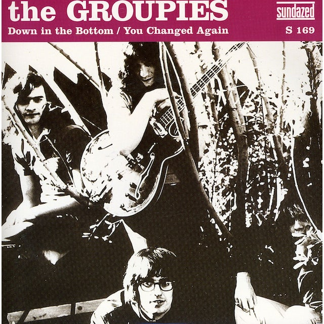 GROUPIES DOWN IN THE BOTTOM: YOU CHANGED AGAIN Vinyl Record