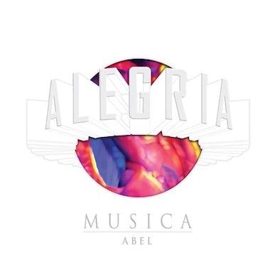 Abel ALEGRIA MUSICA CD