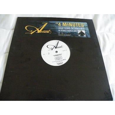Avant 4 MINUTES (X2) Vinyl Record
