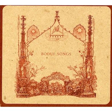 Boduf Songs CD