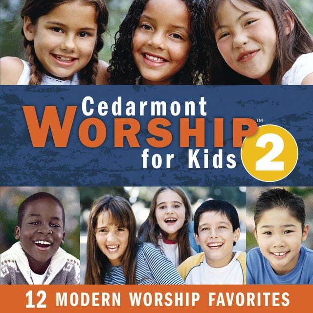 Cedarmont Kids CEDARMONT WORSHIP FOR KIDS 2 CD