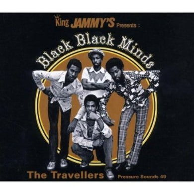 Travellers BLACK BLACK MINDS CD
