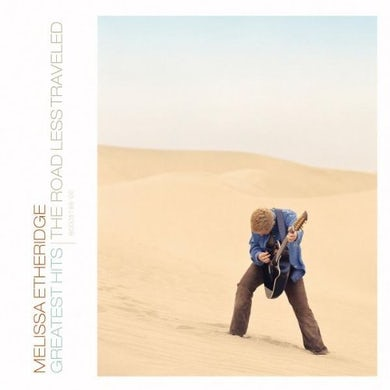 Melissa Etheridge GREATEST HITS: THE ROAD LESS TRAVELED CD