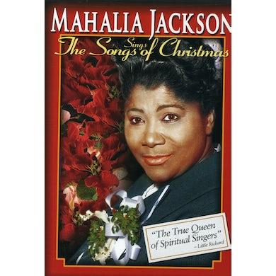 MAHALIA JACKSON: CHRISTMAS DVD