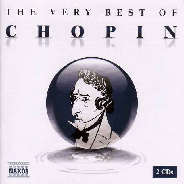 VERY BEST OF CHOPIN CD