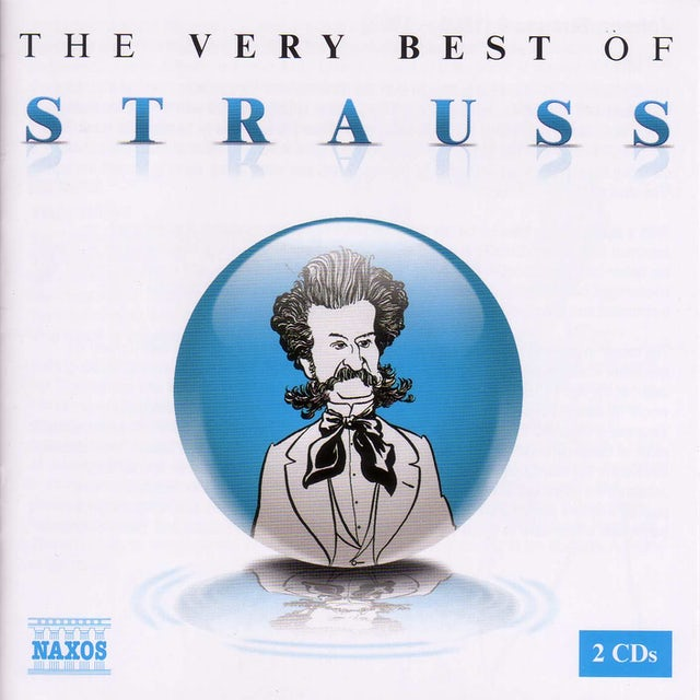 VERY BEST OF JOHANN STRAUSS CD