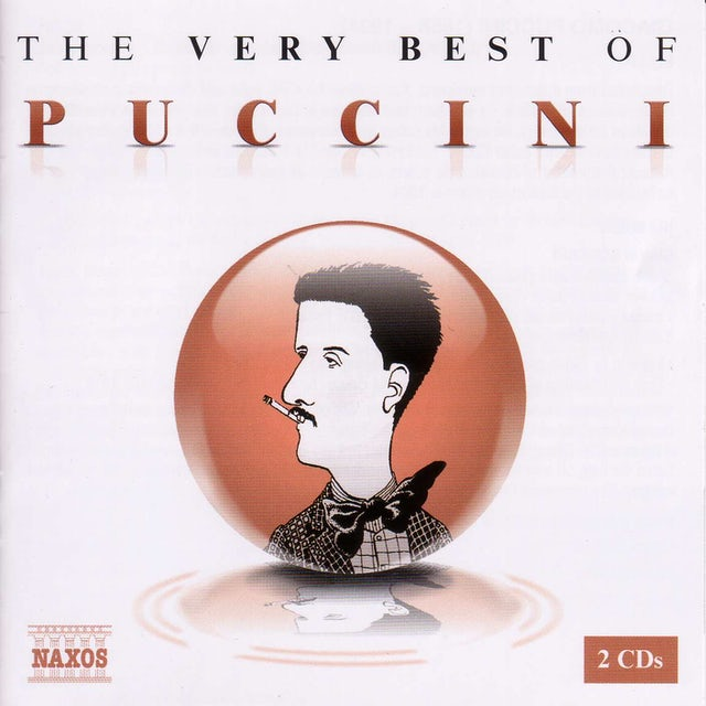 VERY BEST OF PUCCINI CD