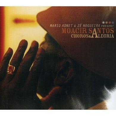 Moacir Santos CHOROS & ALEGRIA CD