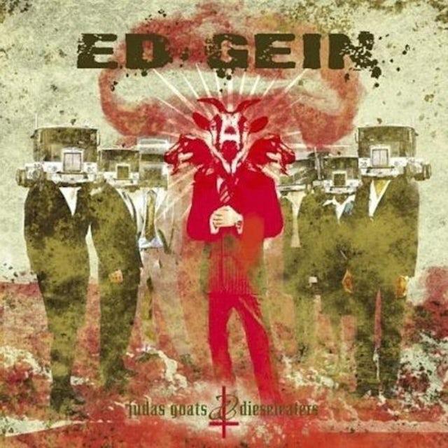 Ed Gein JUDAS GOATS & DIESELEATERS CD