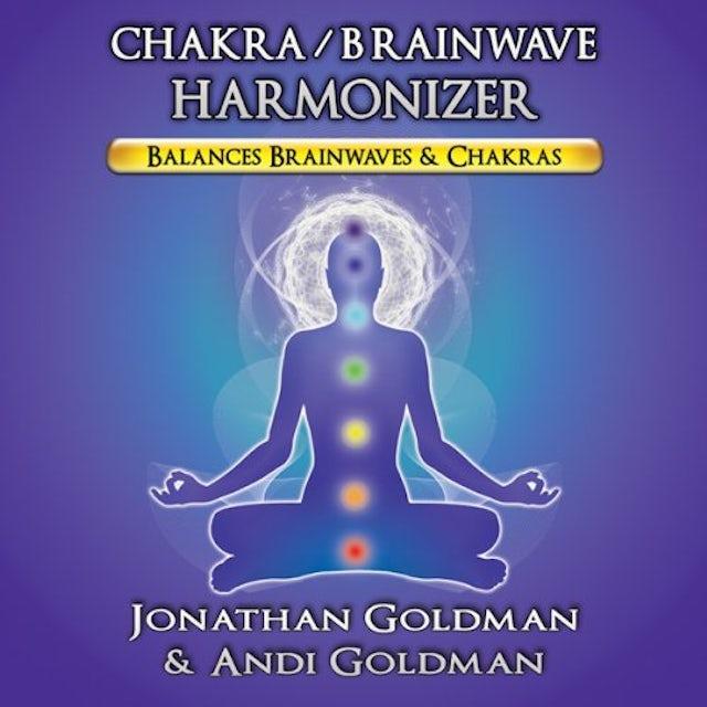 Jonathan Goldman CHAKRA / BRAINWAVE HARMONIZER CD