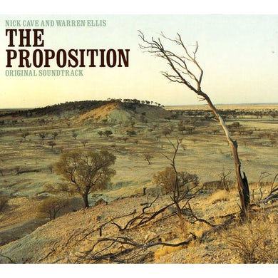 Nick Cave / Warren Ellis PROPOSITION - Original Soundtrack CD
