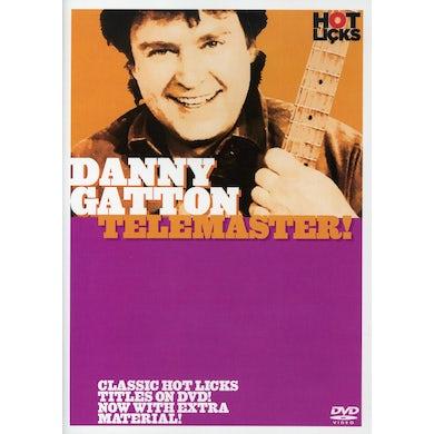 Danny Gatton TELEMASTER DVD