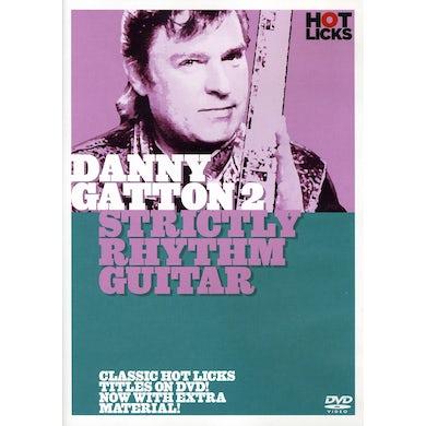 Danny Gatton STRICTLY RHYTHM GUITAR DVD