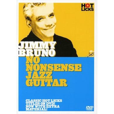 NO NONSENSE JAZZ GUITAR DVD