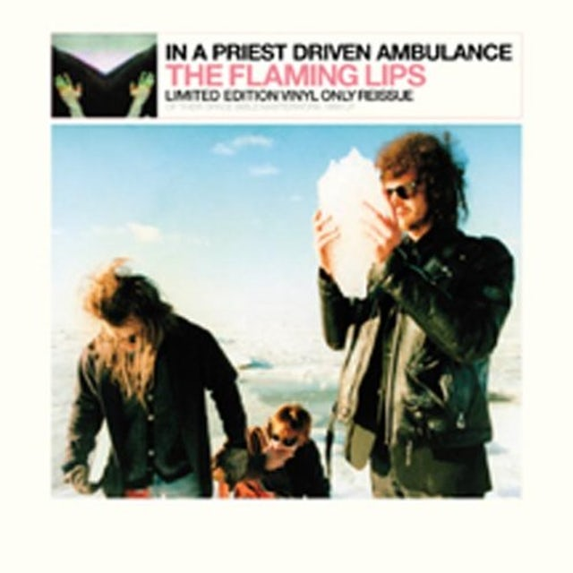 The Flaming Lips IN A PRIEST DRIVEN AMBULANCE Vinyl Record